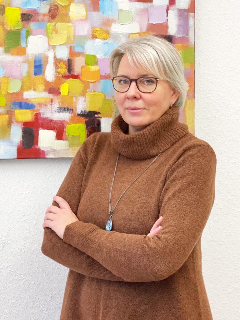 Kirstin Hertzfeld - Bereichsleitung Customizing